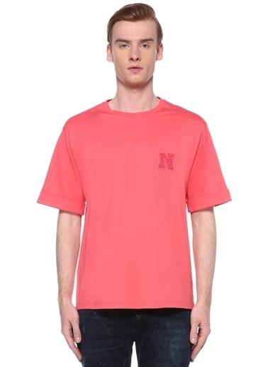 Neil Barrett Tişört Pembe